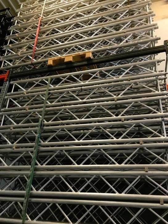 Prolyte truss X30D&V /m1 of hoek